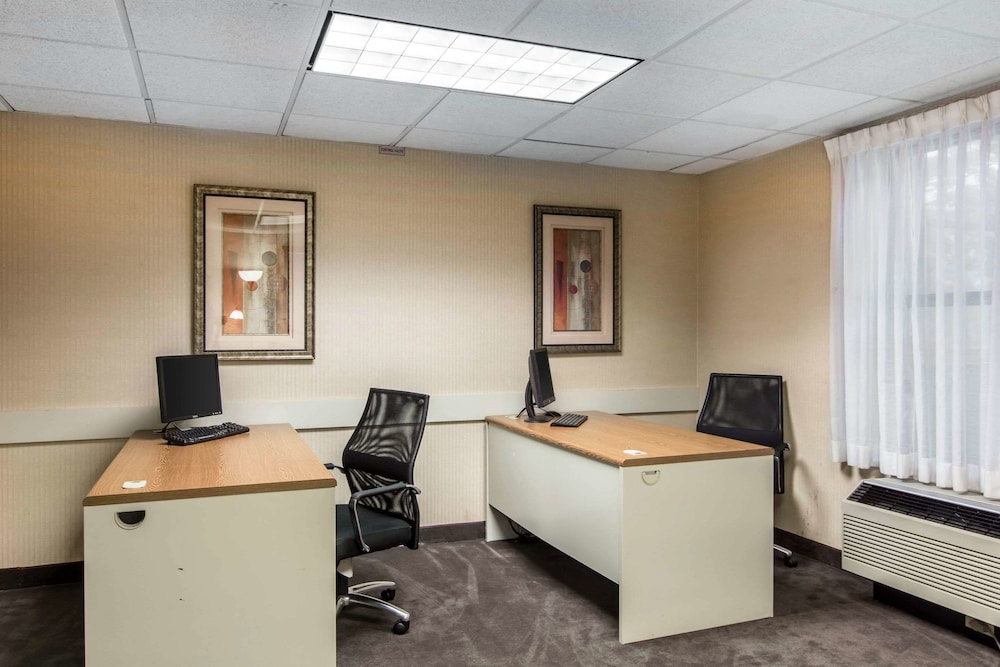 Business Center, Sleep Inn Lake Wright - Norfolk Airport