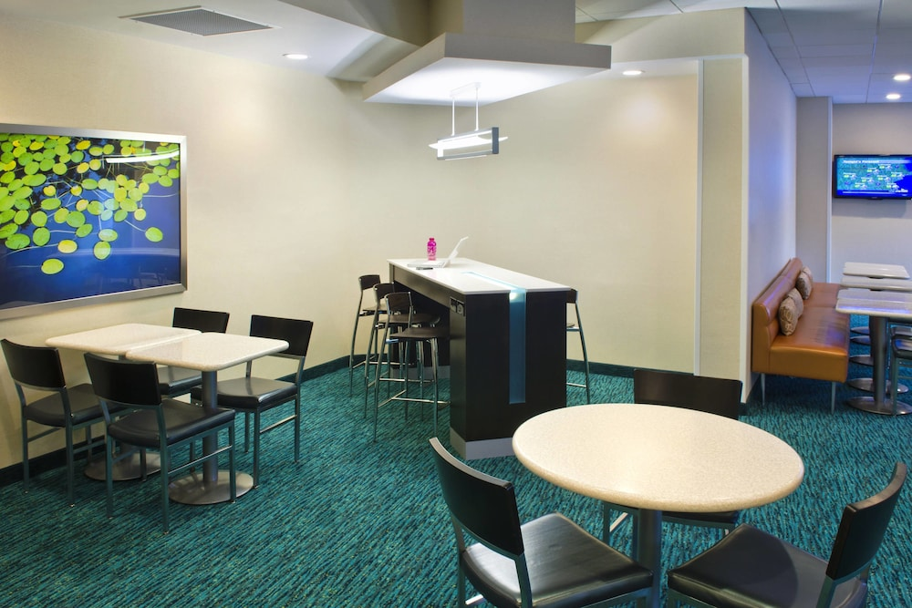 Bar, SpringHill Suites by Marriott Boston/Andover