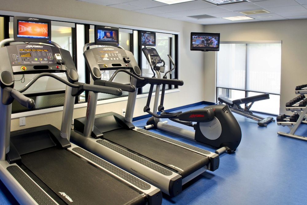 Fitness Facility, SpringHill Suites by Marriott Boston/Andover