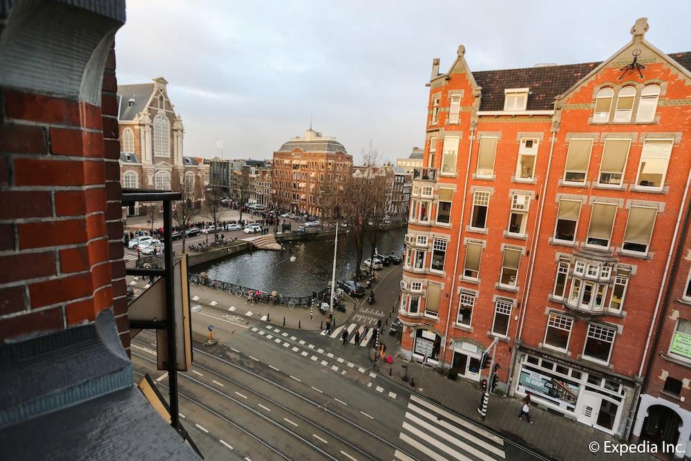 Hotel Nadia Amsterdam Address