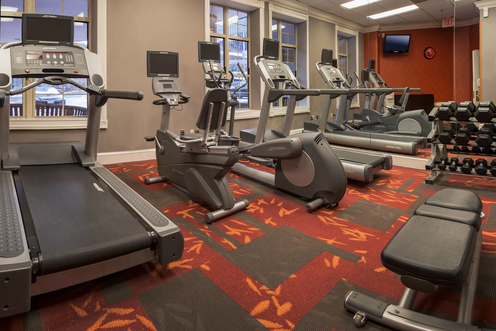 Fitness Facility, Residence Inn by Marriott Arlington at Rosslyn