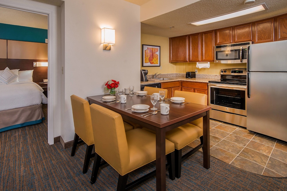 Private Kitchen, Residence Inn by Marriott Arlington at Rosslyn