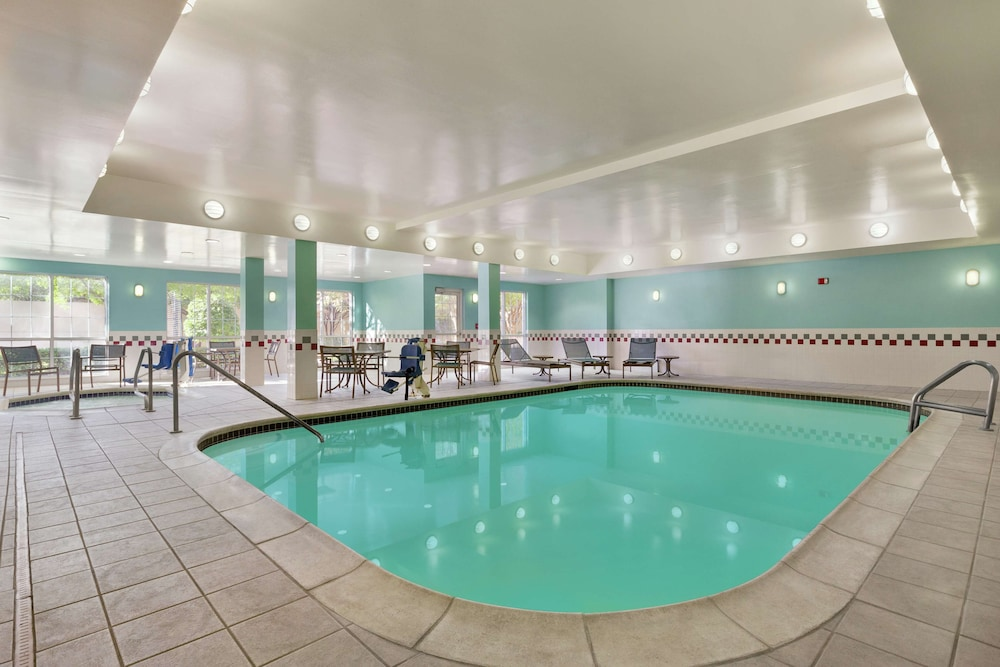 Pool, Homewood Suites by Hilton Dallas-DFW Airport N-Grapevine