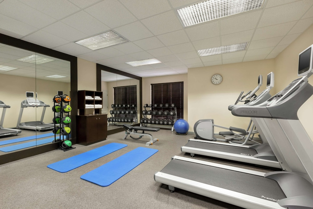 Fitness Facility, Homewood Suites by Hilton Dallas-DFW Airport N-Grapevine