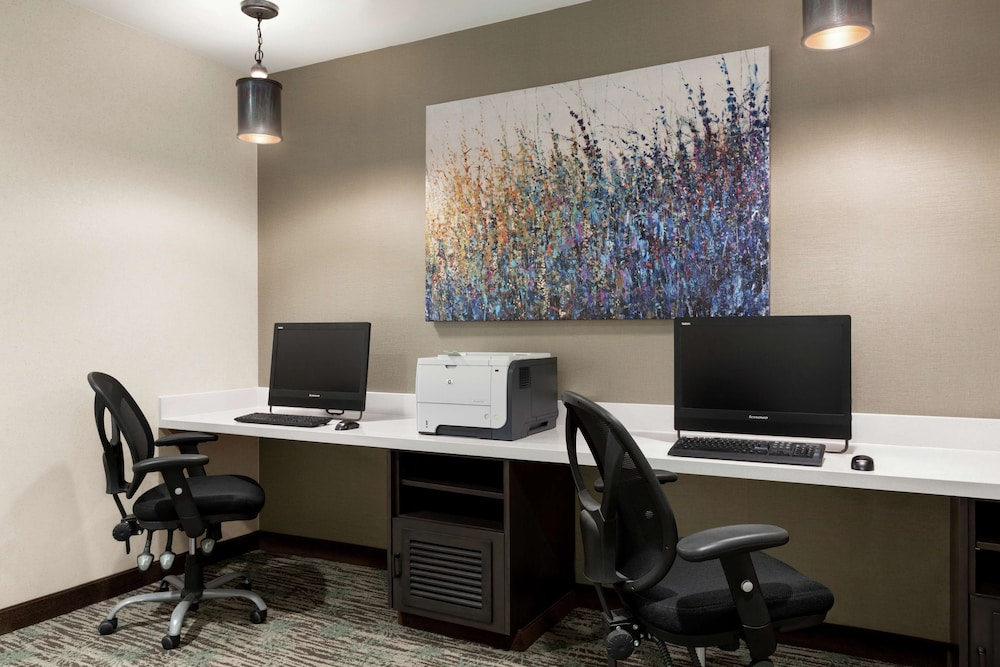 Business Center, Homewood Suites by Hilton Dallas-DFW Airport N-Grapevine