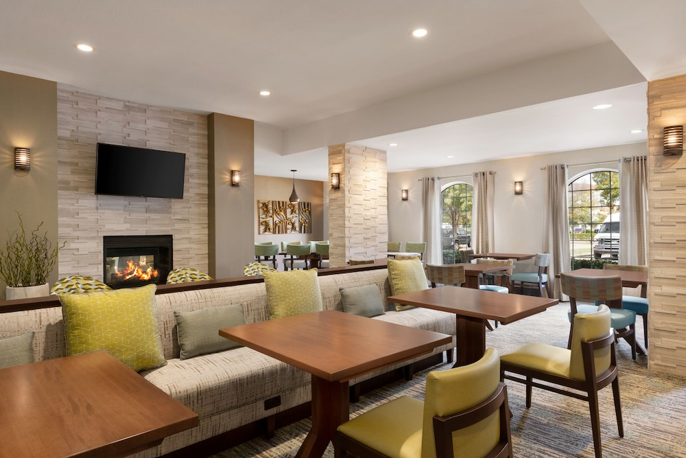 Lounge, Homewood Suites by Hilton Dallas-DFW Airport N-Grapevine
