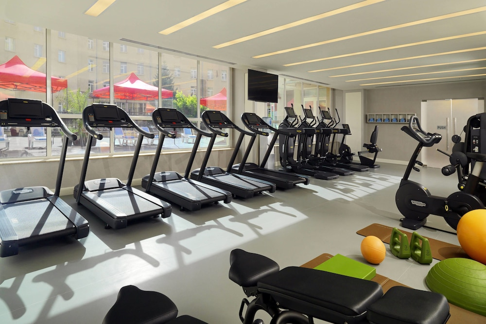 Fitness Facility, Armenia Marriott Hotel Yerevan