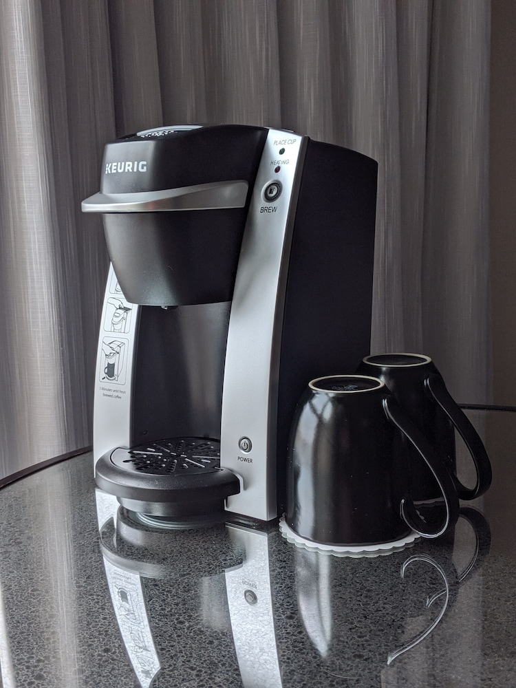 Coffee and/or Coffee Maker, Hotel Grand Pacific