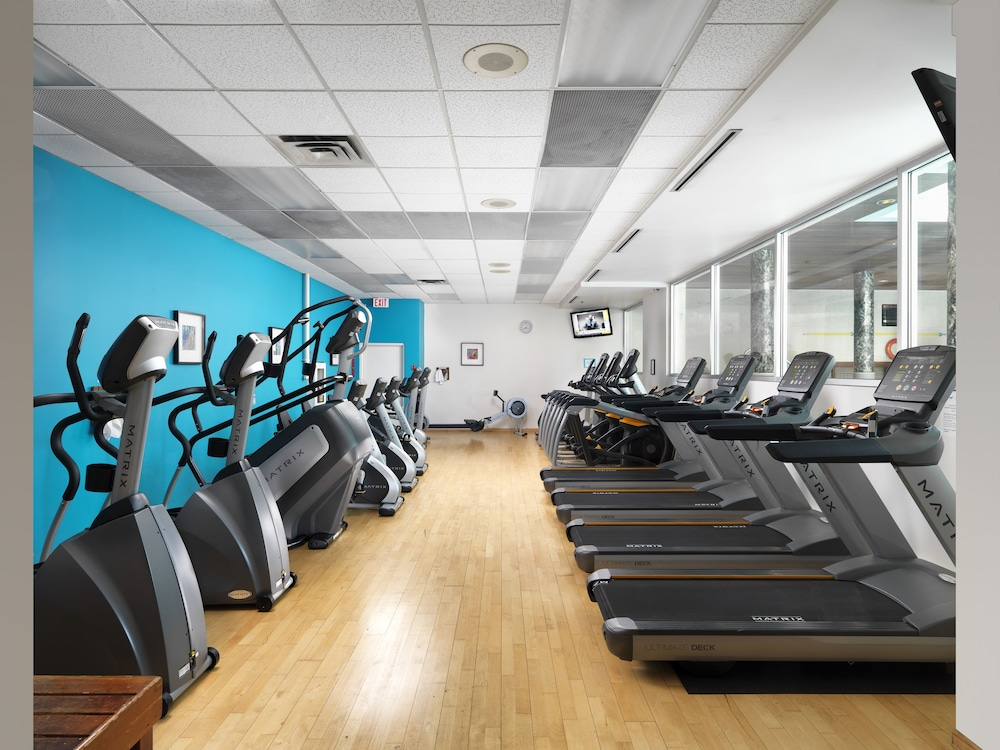 Fitness Facility, Hotel Grand Pacific