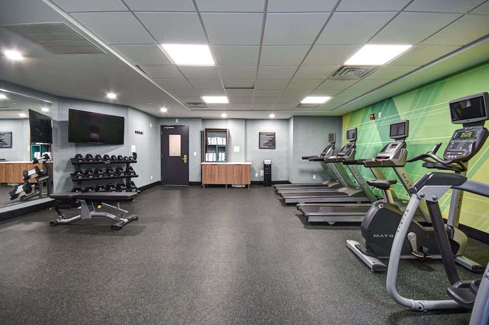 Fitness Facility, Holiday Inn Allentown-bethlehem, an IHG Hotel