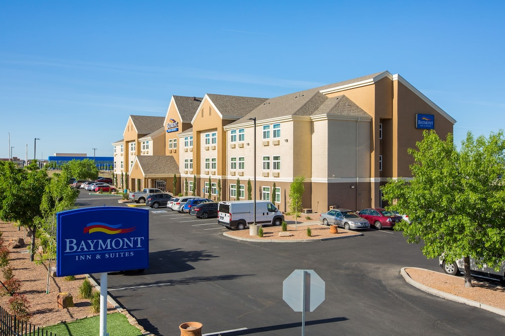 Front of Property, Baymont by Wyndham Albuquerque Airport