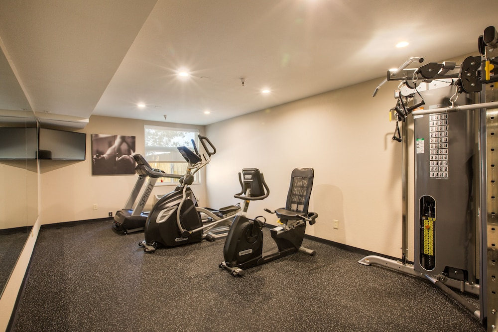 Fitness Facility, Baymont by Wyndham Albuquerque Airport