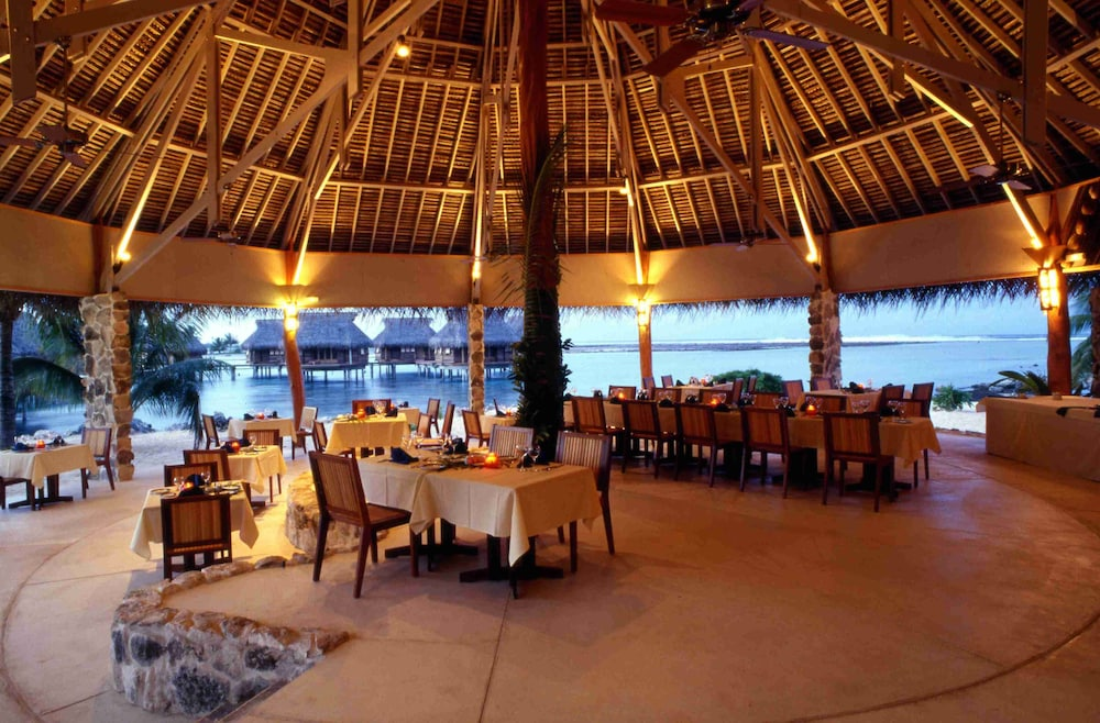 Restaurant, Tikehau Pearl Beach Resort