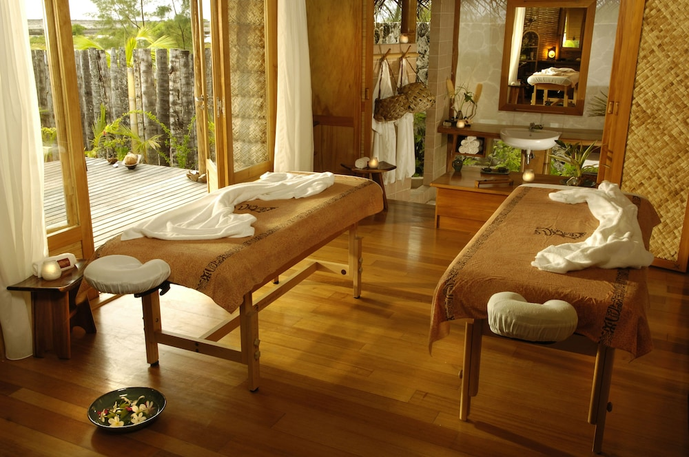 Treatment Room, Tikehau Pearl Beach Resort
