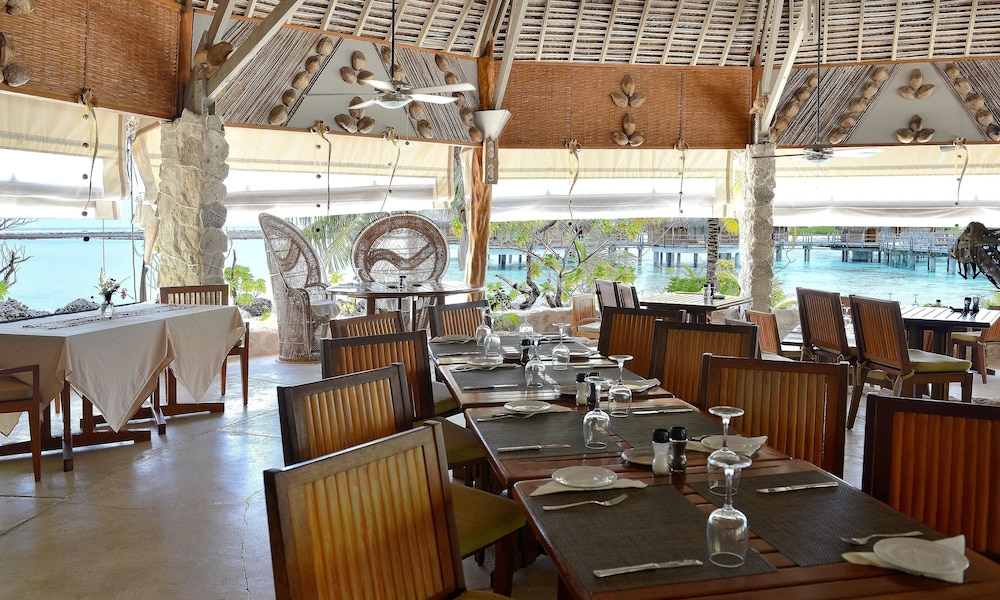 Breakfast Area, Tikehau Pearl Beach Resort