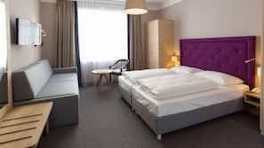 Ropa de cama hipoalergénica, caja fuerte, decoración individual