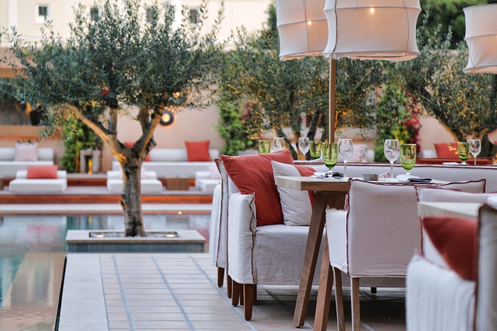 Outdoor Dining, The Margi