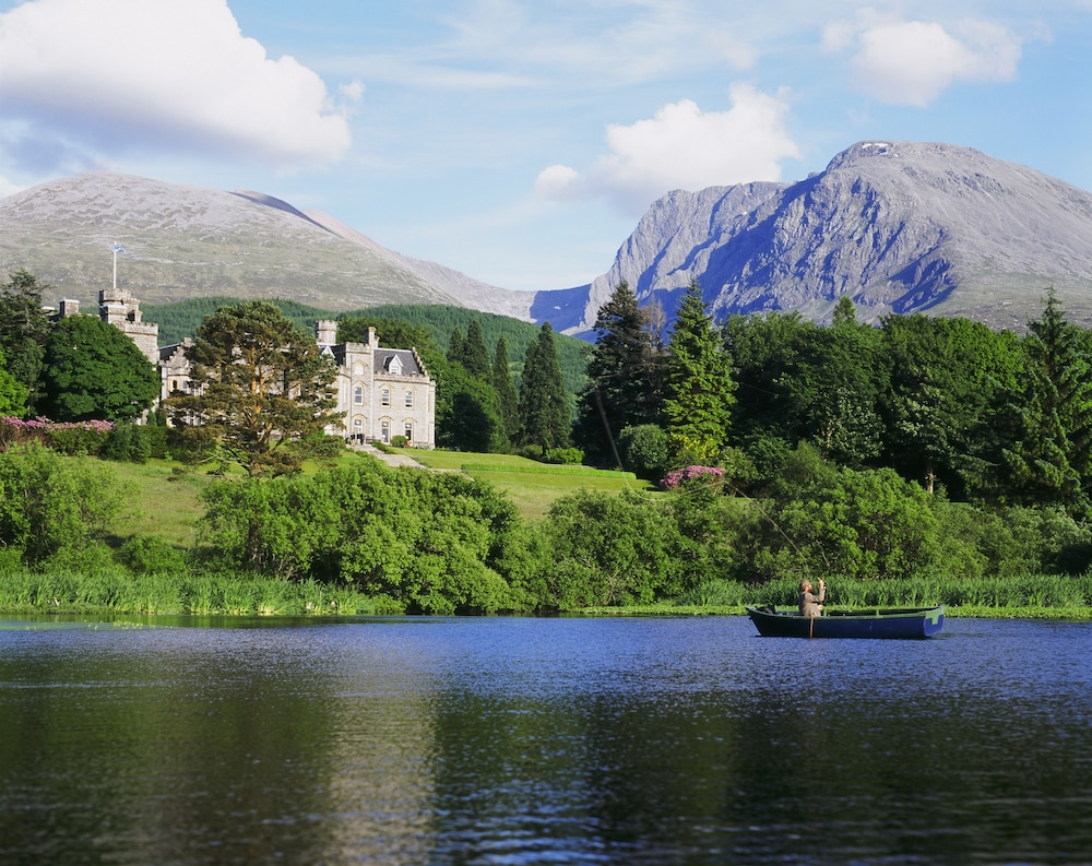 Lake, Inverlochy Castle