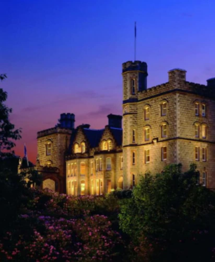 Front of Property - Evening/Night, Inverlochy Castle