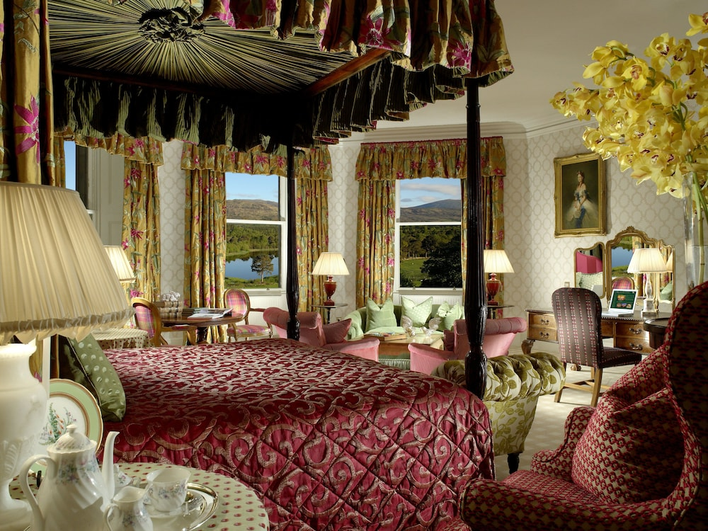 Room, Inverlochy Castle
