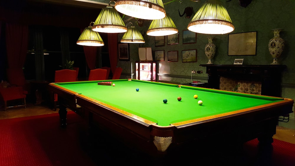 Billiards, Inverlochy Castle