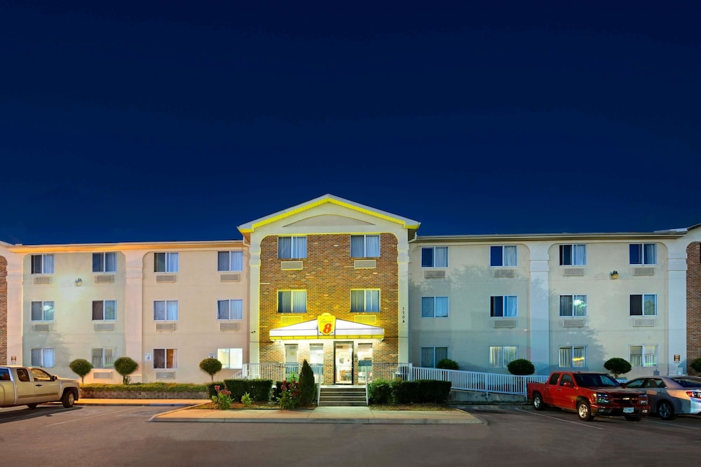 Exterior, Super 8 by Wyndham Plano/Dallas Area