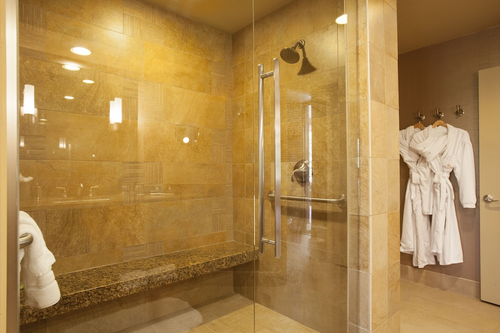 Bathroom Shower, The Lodge at Ventana Canyon