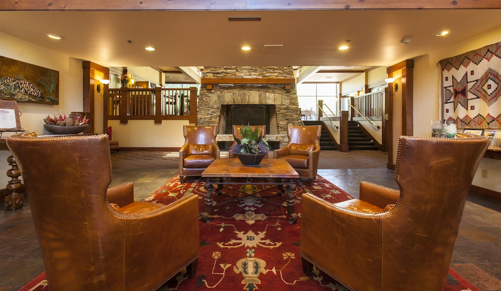 Lobby Sitting Area, The Lodge at Ventana Canyon