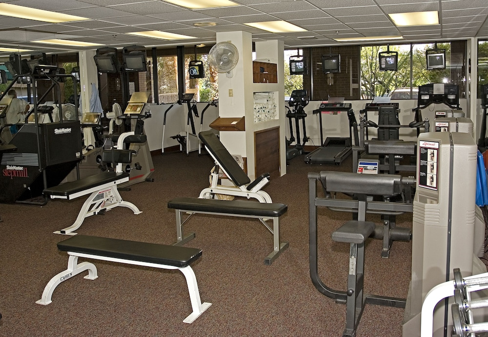 Fitness Facility, The Lodge at Ventana Canyon