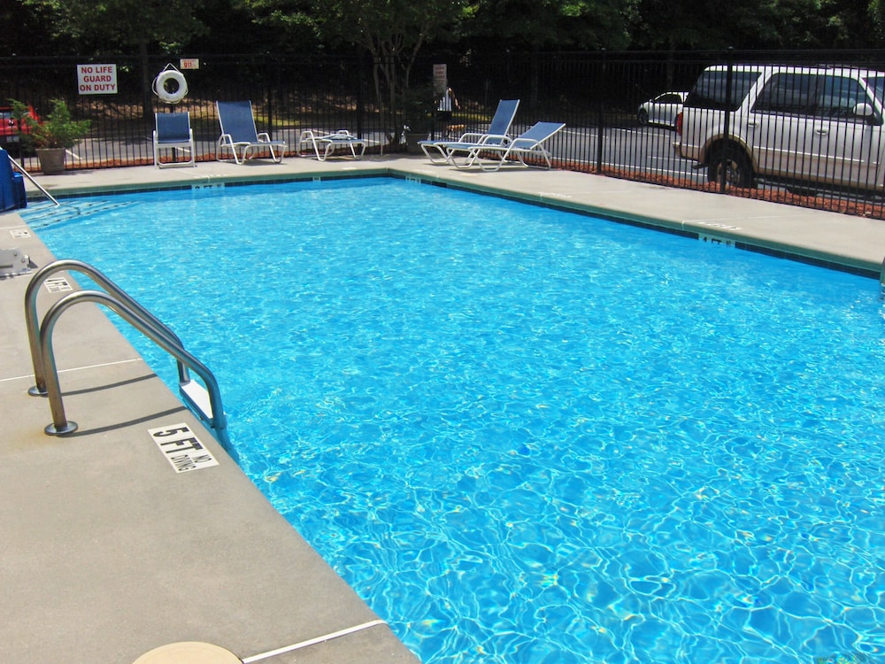 Pool, Extended Stay America - Atlanta - Alpharetta-Northpoint-East
