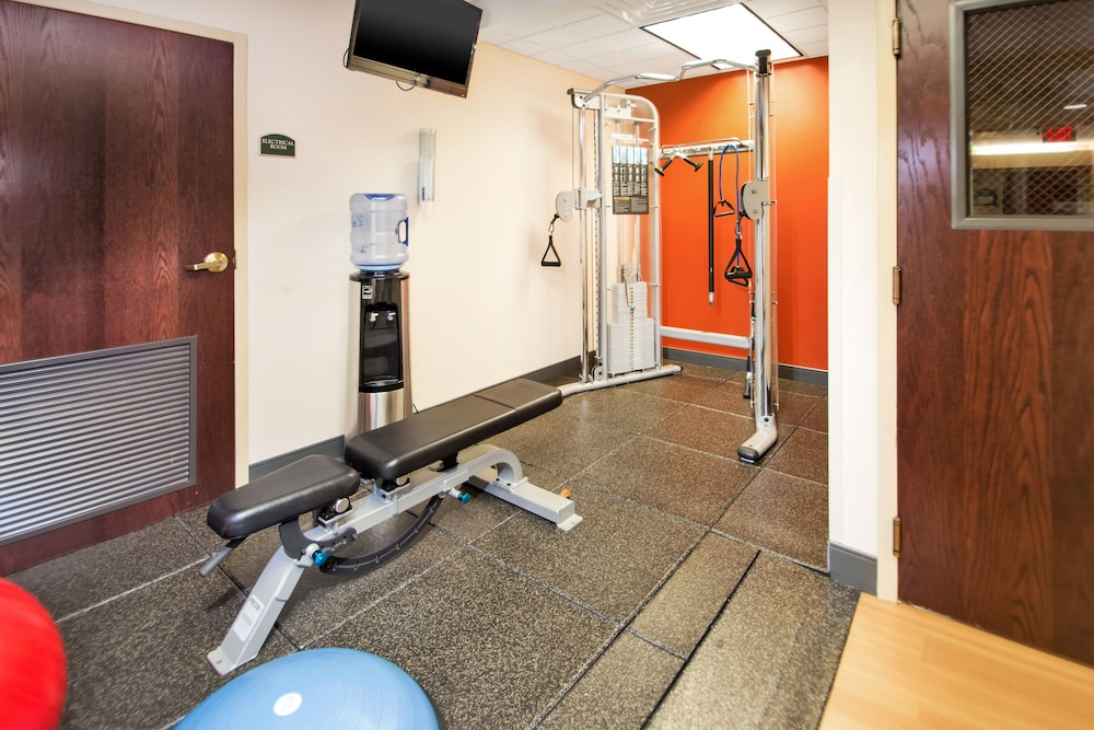 Fitness Facility, Holiday Inn Express Fort Bragg, an IHG Hotel
