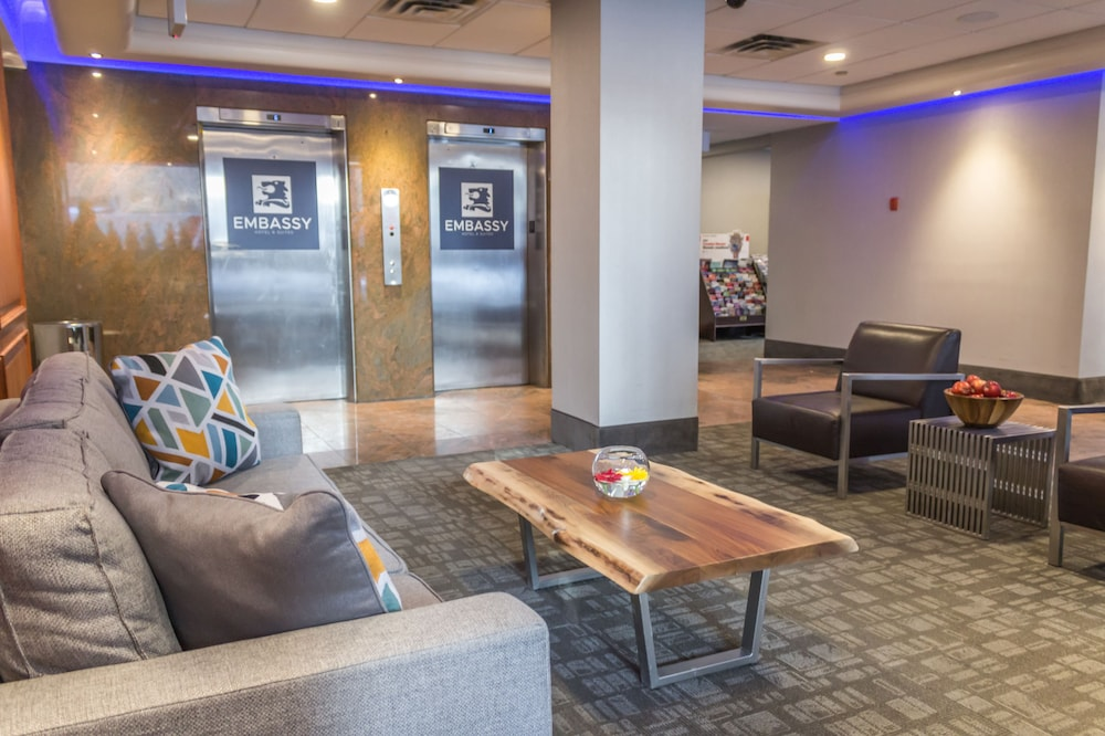 Ottawa Embassy Hotel & Suites, Ottawa: Hotelbewertungen 2018 ...