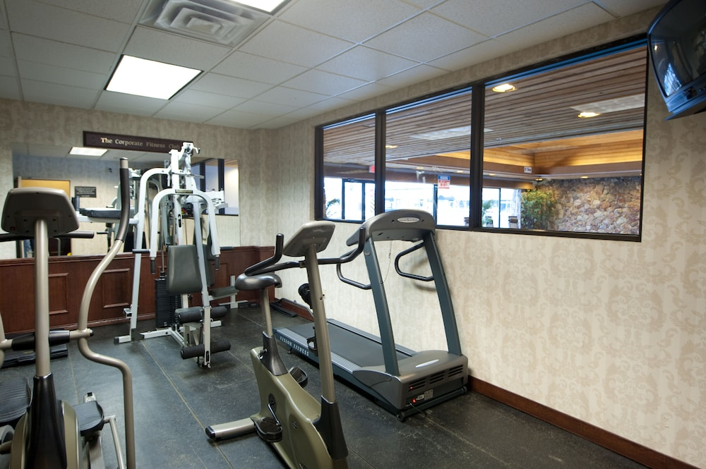 Fitness Facility, The Thompson Hotel