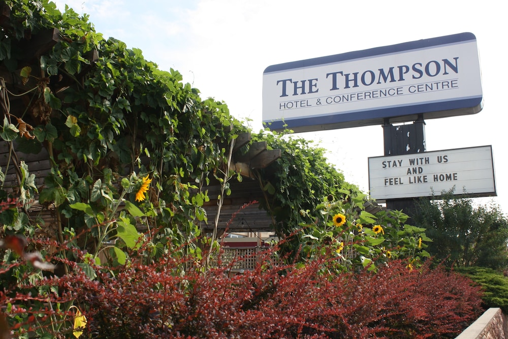 Front of Property, The Thompson Hotel