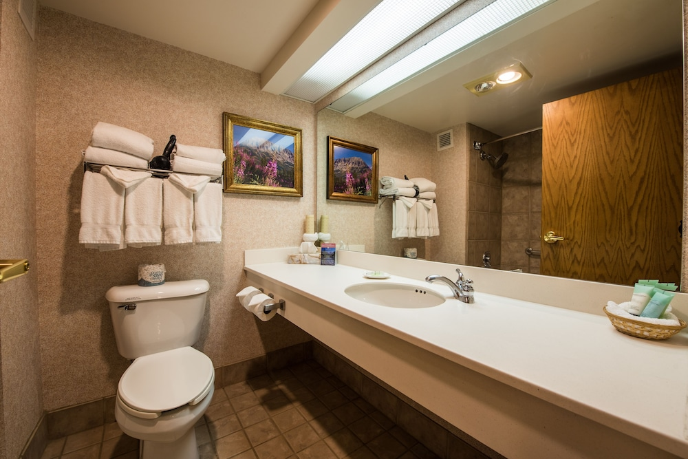 Bathroom, Grand Lodge Crested Butte