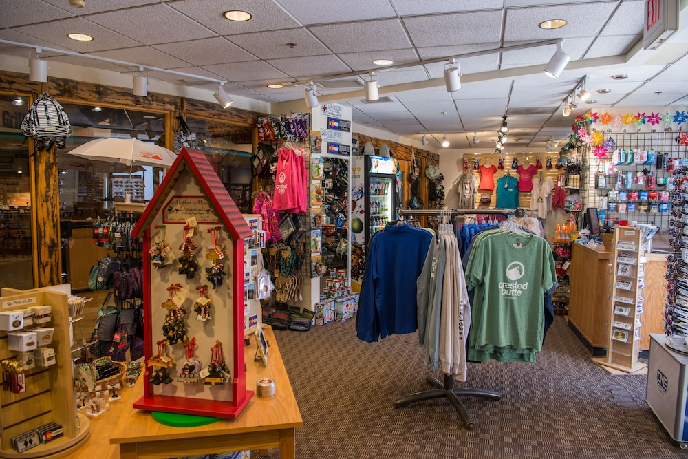 Gift Shop, Grand Lodge Crested Butte