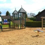 Aire de jeux - extérieure