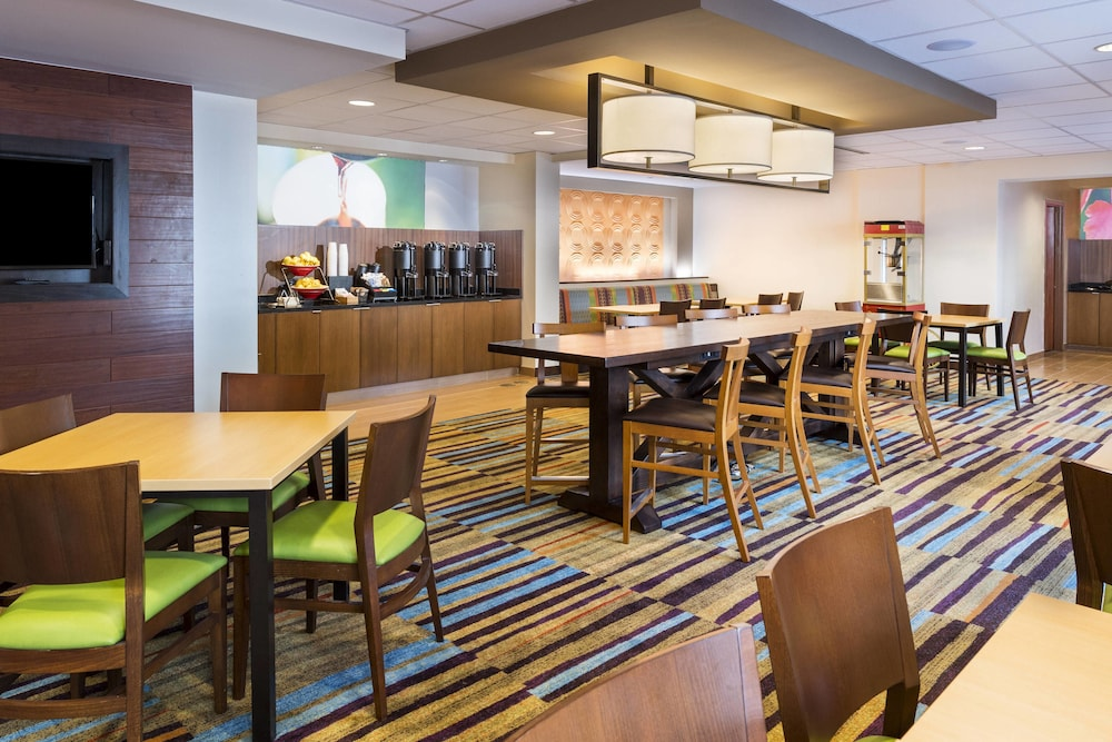 Breakfast Area, Fairfield Inn and Suites by Marriott Perimeter Center