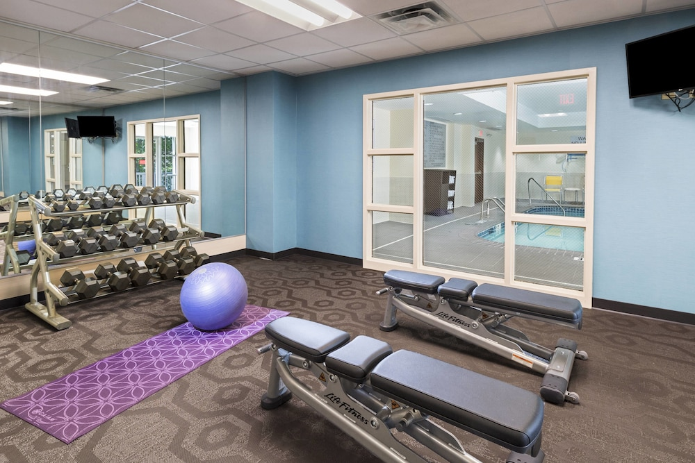 Fitness Facility, Fairfield Inn and Suites by Marriott Perimeter Center