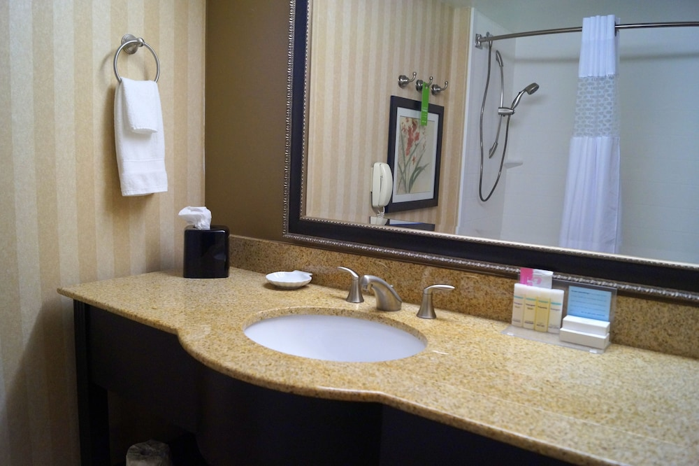 Bathroom, Hampton Inn Altoona