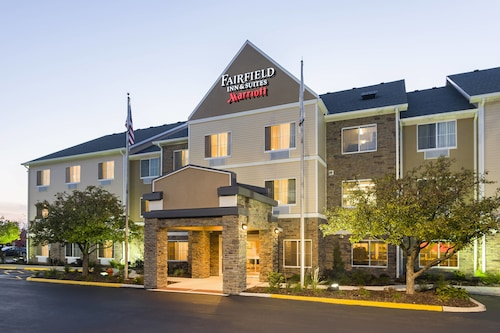 Fairfield Inn & Suites by Marriott Chicago Naperville/Aurora