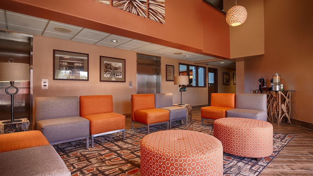 Lobby, Best Western Inn of Tempe