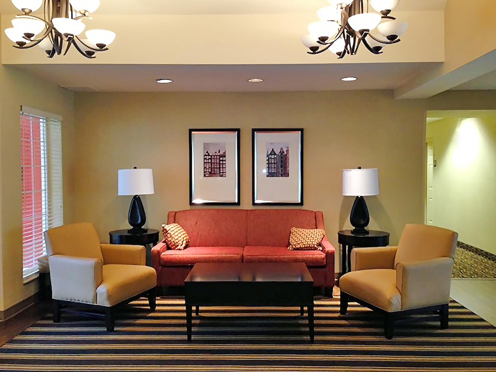 Lobby, Extended Stay America - Providence - Airport