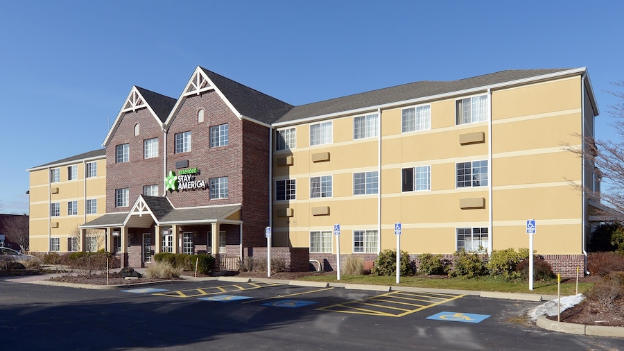 Extended Stay America Suites Providence Airport