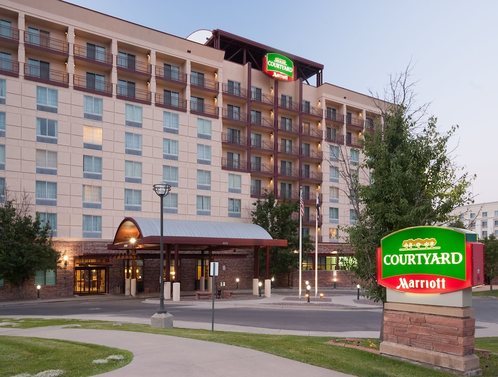 Courtyard By Marriott Denver Airport 3 0 Out Of 5