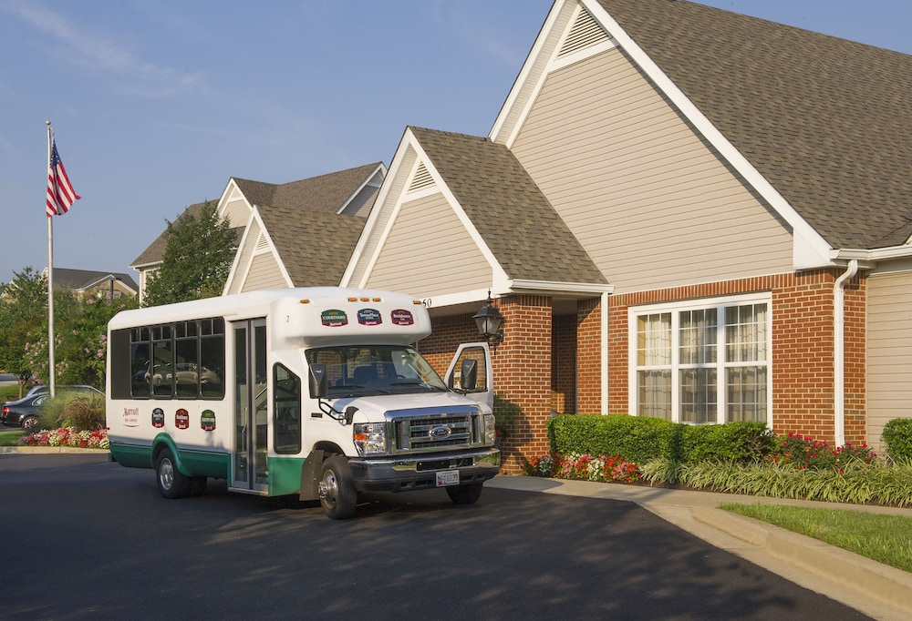 Airport Shuttle, Residence Inn by Marriott Baltimore BWI Airport