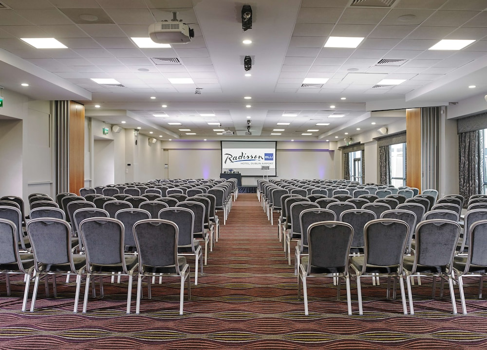 Meeting Facility, Radisson Blu Hotel, Dublin Airport