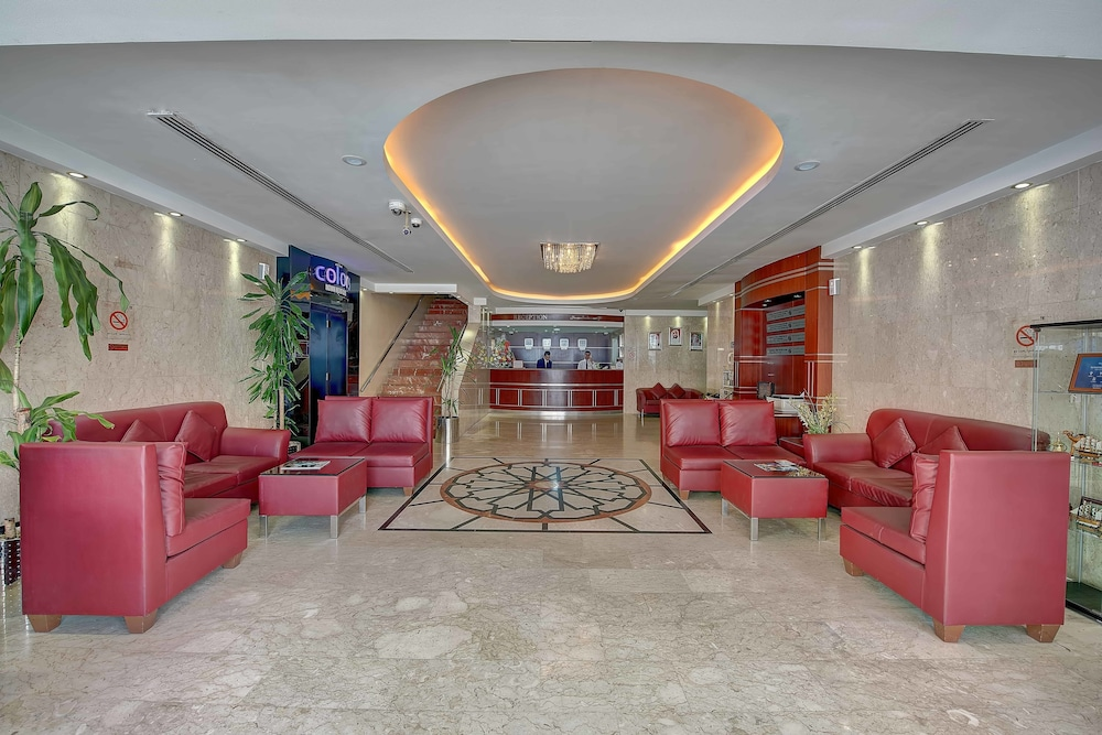 Hotel Front Evening Night Featured Image Interior Entrance