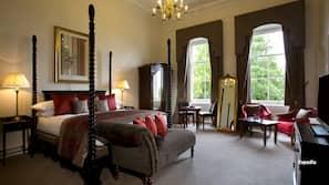 Coffres-forts dans les chambres, bureau, rideaux occultants
