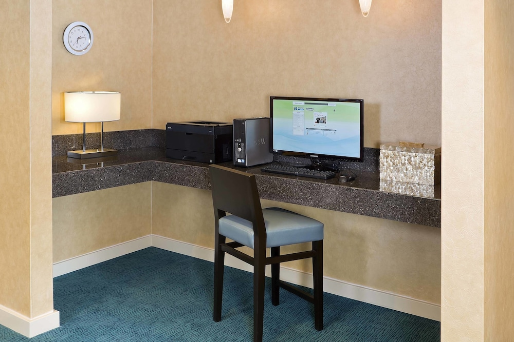 Business Center, Residence Inn Waco